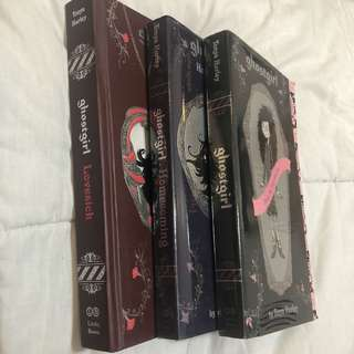 Ghost Girl Series Books preloved