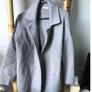 Grey Coatigan Size S/M