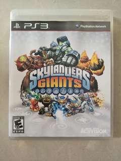 PS3 Game - Skylanders Giants