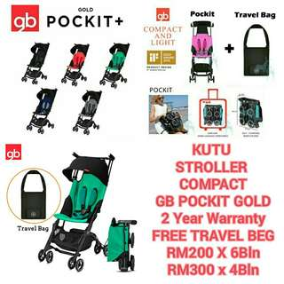 Kutu @ Installment GB Pockit Gold Plus