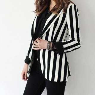 Stripes Blazer/Coat