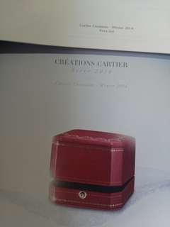 Cartier 2014 卡地亞2014年目錄