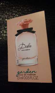[包郵] Dolce & Gabbana 香水sample
