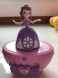 Princess Sophia music box