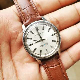 Seiko Sportsmatic Manual Wind 1962. MULUS NORMAL. not omega citizen rolex tag heuer