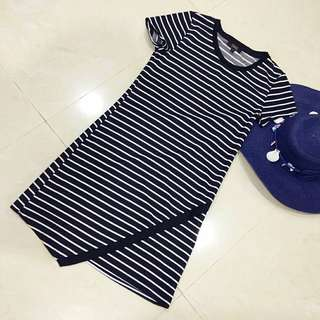 G&H stripe dress