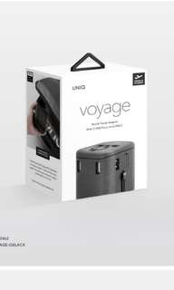 UNIQ voyage travel world adapter