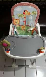 Kursi Bayi makan Babydoes
