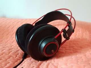 AKG K7XX Massdrop Edition Red