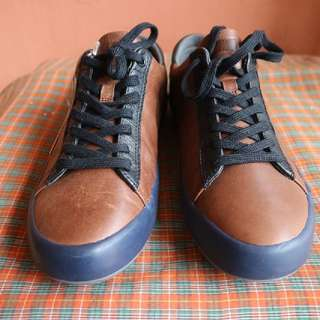 Camper Original Brown Leather