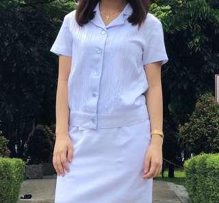 UST Medicine uniform set XS-M