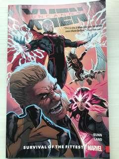 Marvel Uncanny X-Men Survival of the Fittest