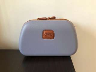 Bric's (italian luxury brand) hard case cosmetic bag, HK$60 each