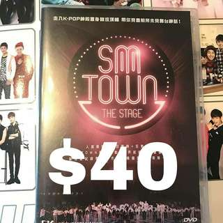 Smtown the stage DVD