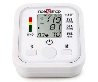 Blood Pressure Monitor for total health care