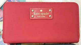 Kate spade NY wallet(authentic)