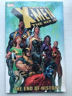 Marvel Uncanny X-Men The End of History