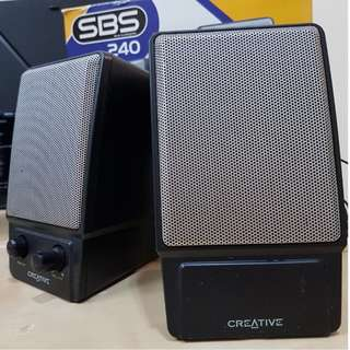 Creative Speaker SBS 240