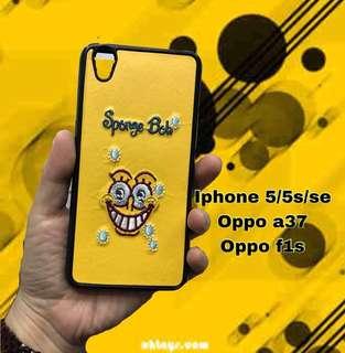 Spongebob backcase