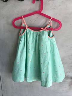 Baby Gap dress 背心裙