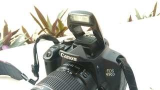 Canon 650d sc 5rban
