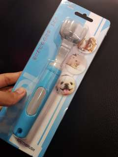 Toothbrush for dogs/cats