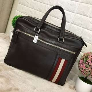 Bally office bag