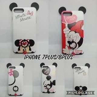 Mickey & minnie backcase