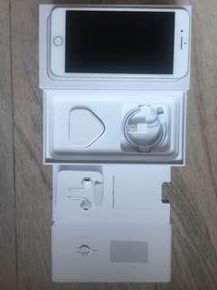 Iphone 8plus 256gb sliver