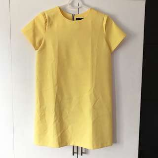 Zara shift dress