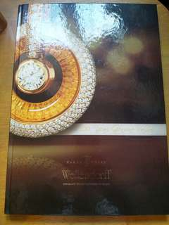Wellendorff 120th anniversary booklet 120年周年紀念冊