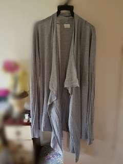 Oversized Gray Jacket
