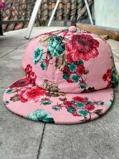 Topi Floral Unbrand
