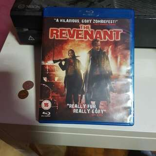 The Revenant Blu Ray