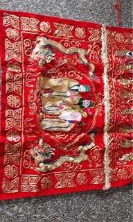 Altar Table Skirt