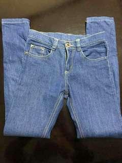 skinny jeans (midwaist)