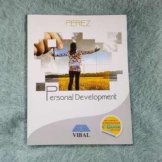 UST G.11 Books: Personal Development