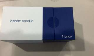Huawei Honor Smart Watch Band SS (Brown leather)