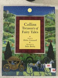 Collin Treasury Fairy Tales collection