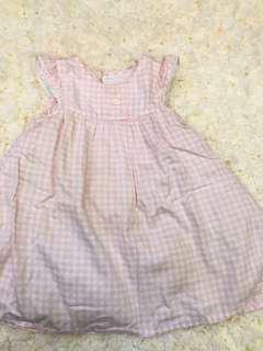 Mother Care party dress 6-9mo up to 9kg