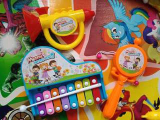 Musical Instruments for Baby/Toddler