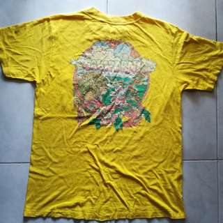 1973 California baju poket depan