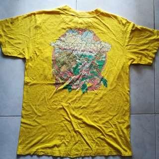 1973 California baju poket depan