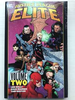 Justice League Elite Vol 2