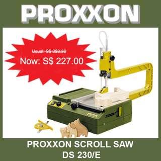 [OFFER] PROXXON Scroll Saw DS230/E