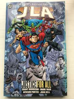 Justice League- Justice for All