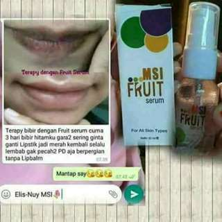 FRUIT SERUM