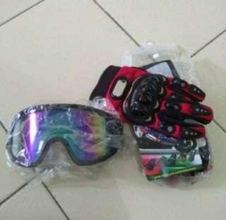 Goggle & Glove