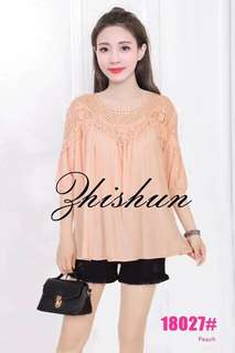 TOPLACE BLOUSE 18027 RC