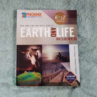 UST G.11 Books: Earth Science